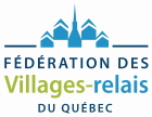 Logo for the Villages-relais. Link to the website (in french only).